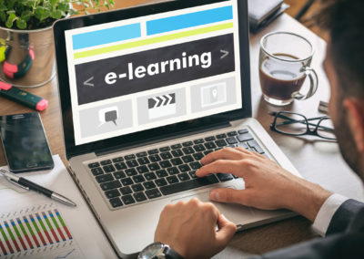 CSF e-Learning platform