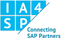 Mitglied der International Association for SAP Partners e.V. (IA4SP)